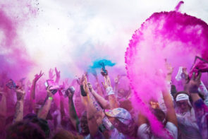 The Color Run : préparation et mixtape