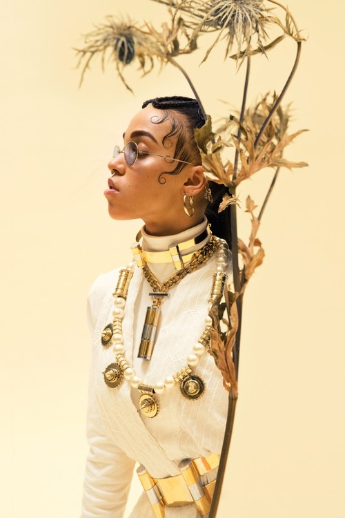 Girl Crush Fka Twigs Mode 34b